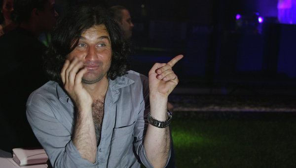 Журналист Отар Кушанашвили