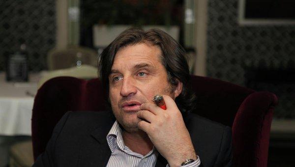 Отар Кушанашвили. Архивное фото