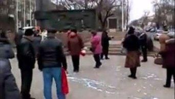Последствия нападения на коммунистов в Николаеве