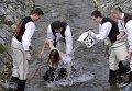 Празднование Пасхи в Словакии