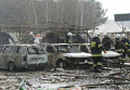 На границе Польши и Германии прогремел взрыв
