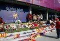 Барселона вспоминает легенду футбола Йохана Кройфа