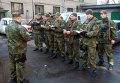 Новый отряд полиции в Авдеевке