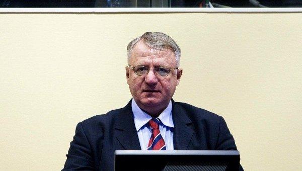 МТБЮ оправдал иосвободил лидера сербских радикалов Шешеля