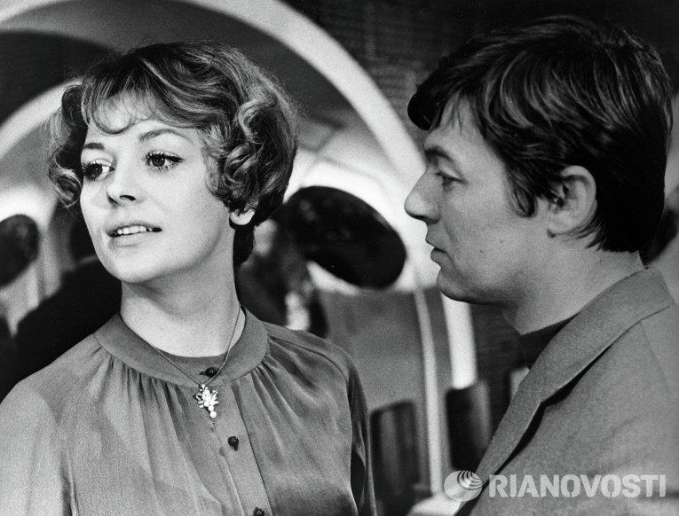 А. Збруев и С. Коркошко в фильме Круг
