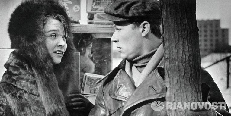 Александр Збруев и Светлана Светличная