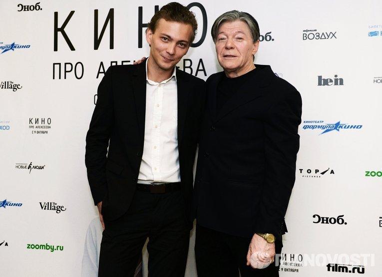 Премьера фильма Кино про Алексеева