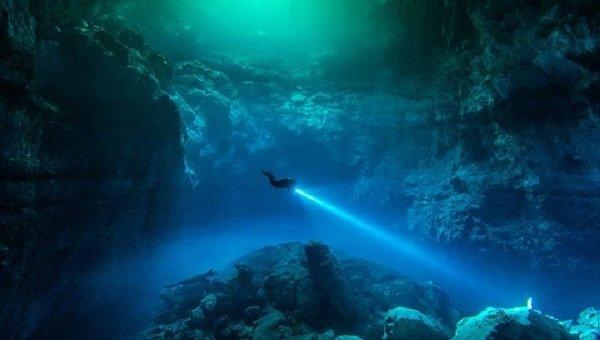 Ученые обнаружили подземный океан