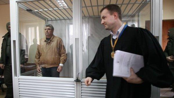 Суд начал избрание меры пресечения для судьи Малиновского райсуда Одессы Алексея Бурана
