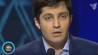 Сакварелидзе: в Украине происходит реванш бывшей власти