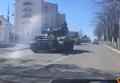 Армянская техника и армия движутся в Карабах
