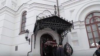 В Киеве попрощались с адвокатом Грабовским