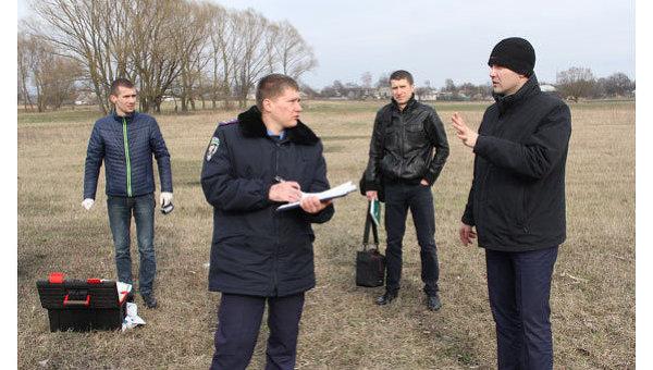 В Черниговской области тяжело ранены трое полицейских