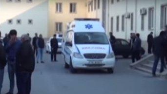 В Бардинскую больницу в Азербайджане доставили пострадавших в Нагорном Карабахе