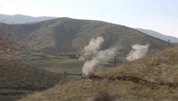 Ситуация в Карабахе