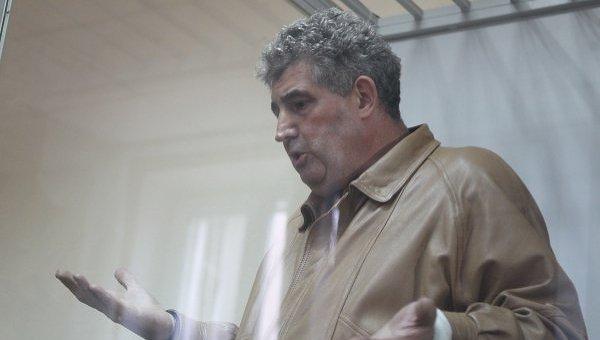 Судья Малиновского районного суда Одессы Алексей Буран