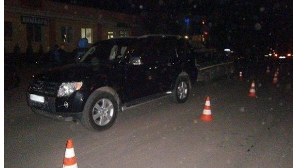 В Хмельницкой области совершено нападение на патрульных полицейских