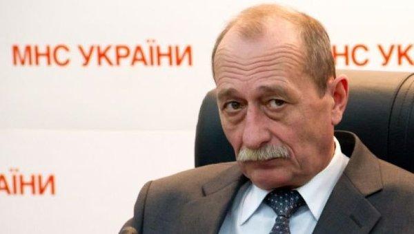 Директор Украинского гидрометеорологического центра Николай Кульбида