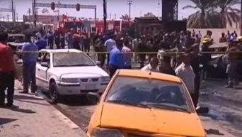 Серия терактов в Ираке. Несколько десятков погибших. Видео