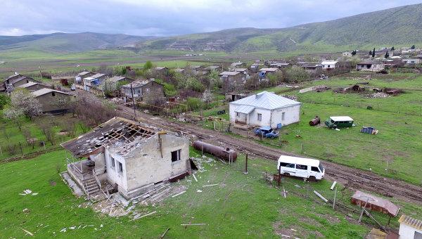 Данной ночью вКарабахе погибли десятки военных имирных граждан