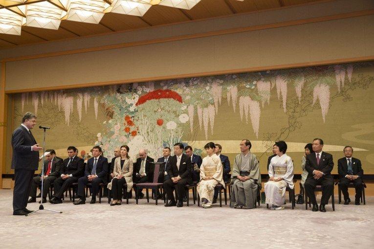 визит порошенко в японию также варианты