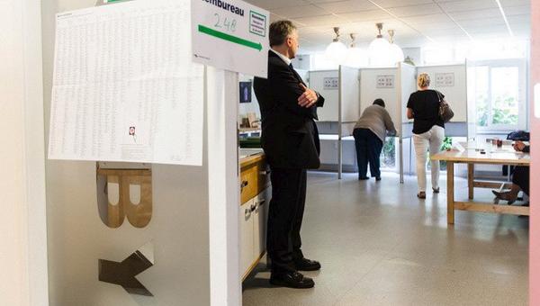 Голосование на референдуме по ассоциации между Украиной и ЕС в Нидерландах