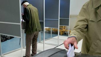 Референдум в Нидерландах. Архивное фото