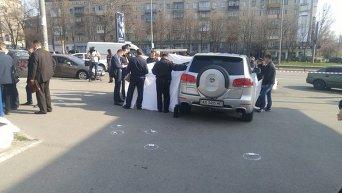 Убийство бизнесмена в Киеве