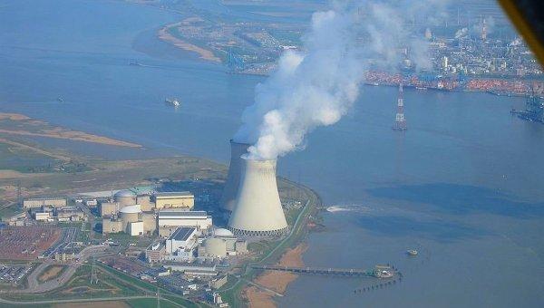 АЭС Дул в бельгийской Фландрии