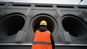 Хранилище облученного ядерного топлива на ЧАЭС