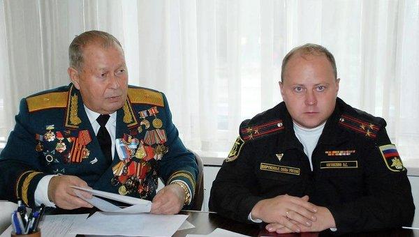 Тесть главы МИД Украины Павла Климкина генерал Юрий Михайленко