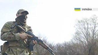 Тренировка сил спецопераций Украины по стандартам НАТО