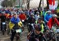 В Одессе стартовала велосотка и марафон по Поясу Славы