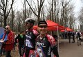 В Одессе прошли велосотка и марафон по Поясу Славы