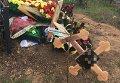 На кладбищах Одессы повреждены десятки надгробий