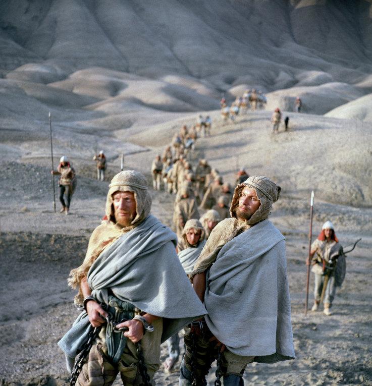 Кадр из художественного фильма Новые приключения янки при дворе короля Артура