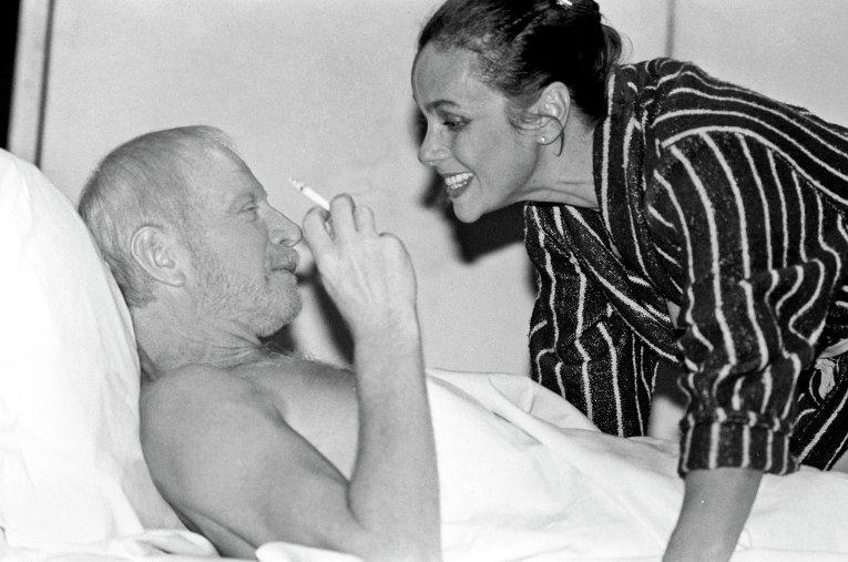 Альберт Филозов и Любовь Полищук