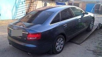 Правоохранители обнаружили автомобиль, на котором Тарас Позняков уехал в столицу
