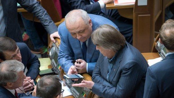 Депутат БПП Игорь Грынив. Архивное фото
