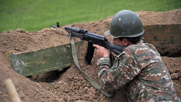 Армения рассмотрит вопрос опризнании Нагорного Карабаха