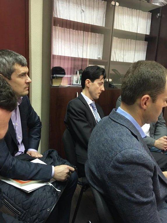 Виталий Касько в ходе допроса в ГПУ