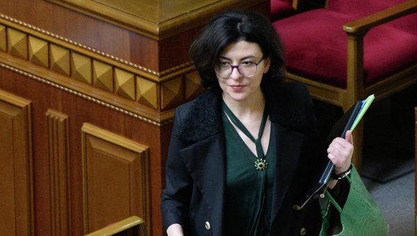 Оксана Сыроид