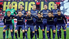 Игроки ФК Атлетико Мадрид