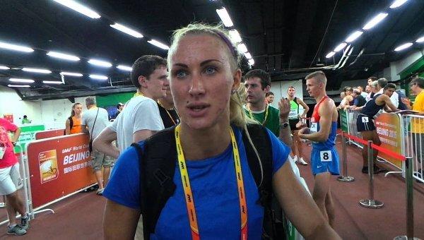 Украинская призерша чемпионата мира сдала положительную допинг-пробу намилдронат