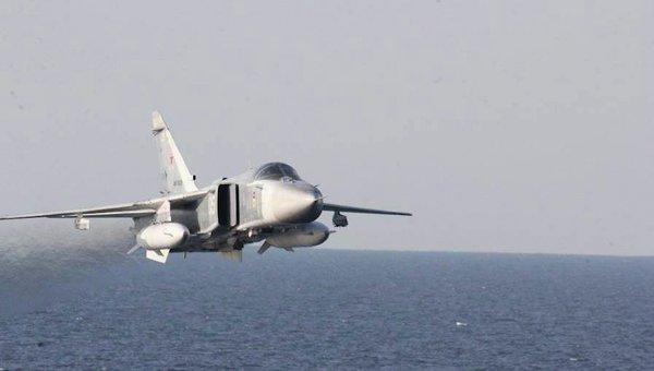 Министр ВВС США попросила РФ аккуратнее летать над североамериканскими кораблями