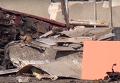 На месте взрыв автомобиля в Новоалексеевке