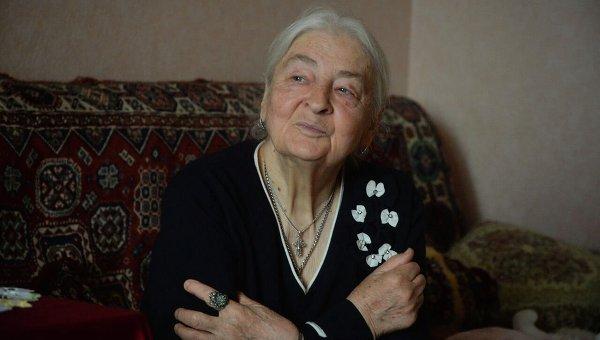 Бузина Валентина Павловна