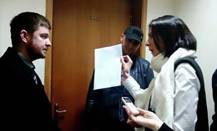 Сотрудники прокуратуры Киевской области проводят обыск в облсовете рамках уголовного производства, связанного с земельными сделками.