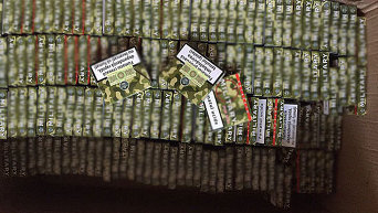 В Одесской области задержали контрабанду сигарет и спирта на полмиллиона гривен