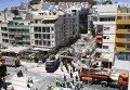 Обрушение дома на испанском острове Тенерифе